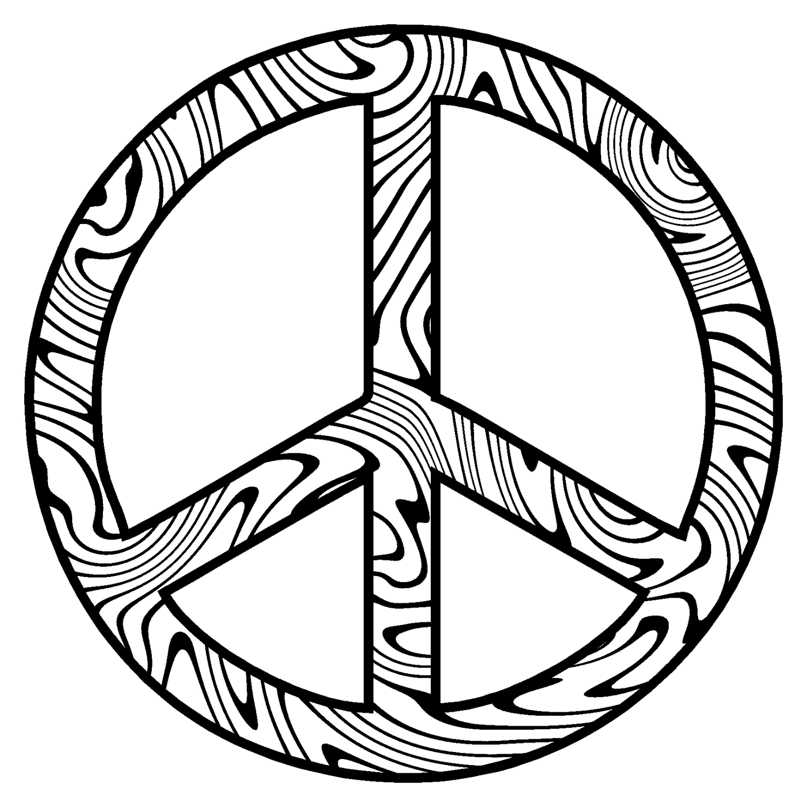symbol coloring pages - photo#2