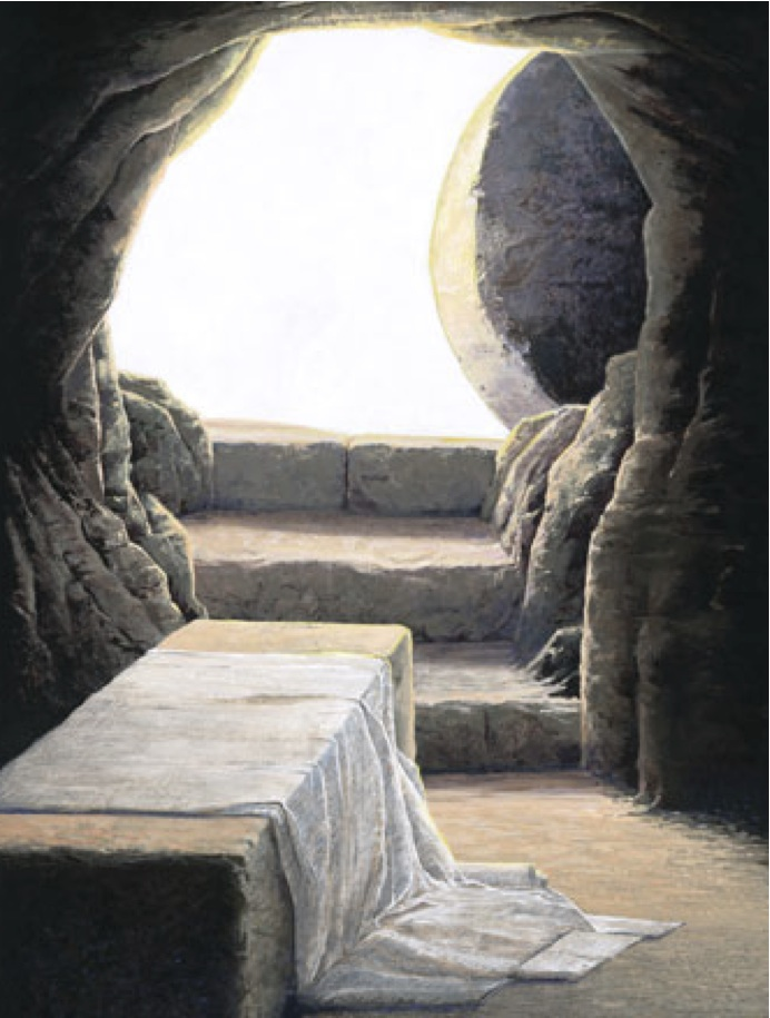 Interactive Prayer Stations On Easter amp Empty Tomb Still Waters