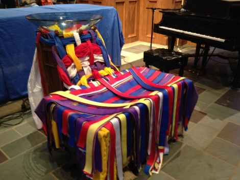 next baptism